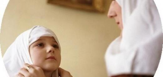 hijab anak sejak dini